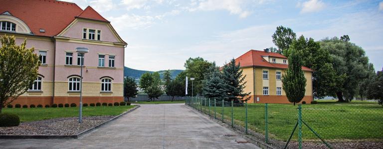 Kinet sídlo společnosti