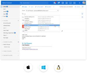 E-mailové řešení v cloudu